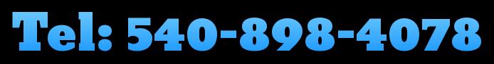 Tel: 540-898-4078