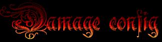 Damage config