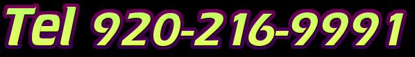 Tel 920-216-9991