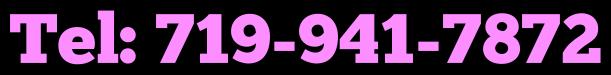 Tel: 719-941-7872