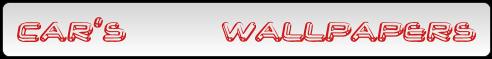 CAR'S WALLPAPERS