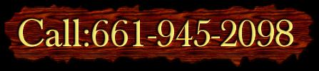 Call:661-945-2098