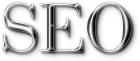 image of SEO letters