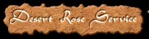 Desert Rose Service