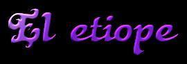 El etiope