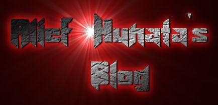 Alief Hunata's Blog