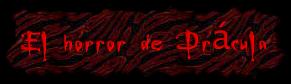 El horror de Drácula