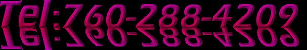 Tel:760-288-4209
