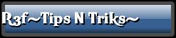 R3f-Tips N Triks-