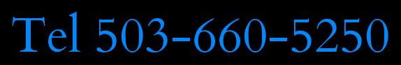 Tel 503-660-5250