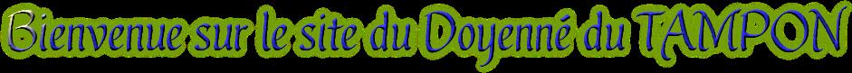 Bienvenue sur le site du Doyenné du TAMPON
