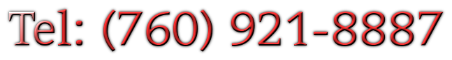 Tel: (760) 921-8887
