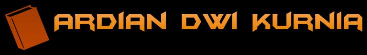 Ardian Dwi Kurnia Official Website