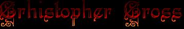 Crhistopher Cross