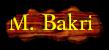 M. Bakri