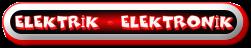 ELEKTRİK - ELEKTRONİK