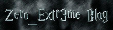 Zero_Extr3me Blog