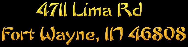 4711 Lima RdFort Wayne, IN 46808