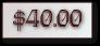 $40.00