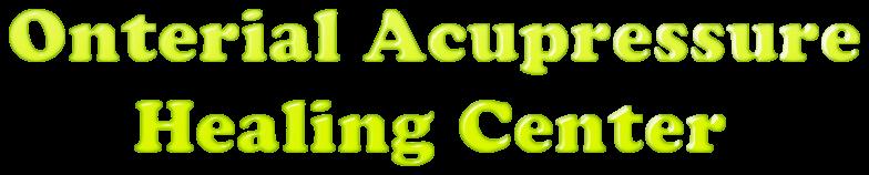 Oriental Acupressure       Healing Center