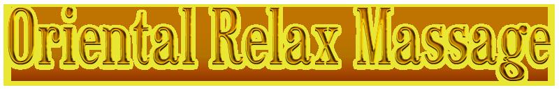 Oriental Relax Massage