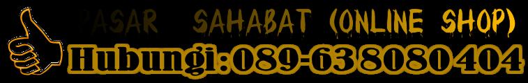PASAR SAHABAT (ONLINE SHOP)