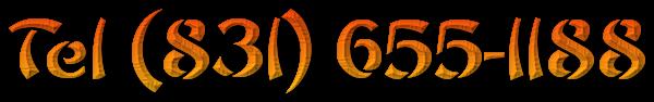 Tel (831) 655-1188