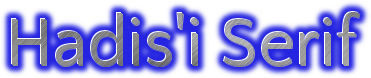 Hadis'i Serif