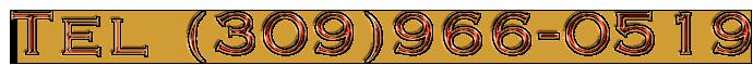 Tel (309)966-0519