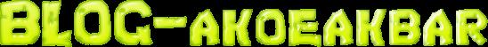 BLOGakoeakbar