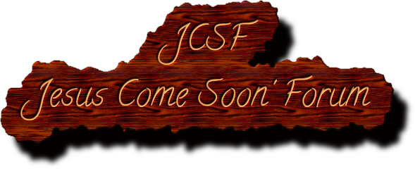 JCSF Jesus Come Soon' Forum