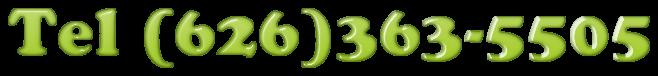 Tel (626)363-5505