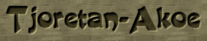Tjoretan-Akoe