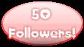 50Followers!