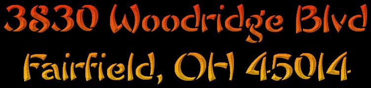 3830 Woodridge Blvd Fairfield, OH 45014