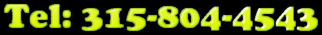 Tel: 315-804-4543