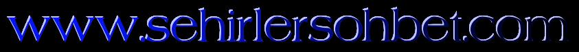 www.sehirlersohbet.com