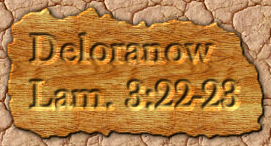 Deloranow  Lam. 3:22-23