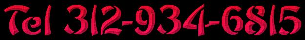 Tel 312-934-6815