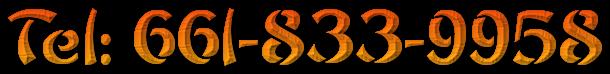 Tel: 661-833-9958