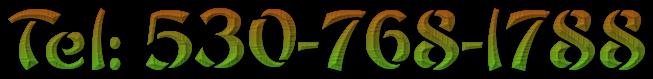 Tel: 530-768-1788