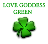 LOVE GODDESS GREEN