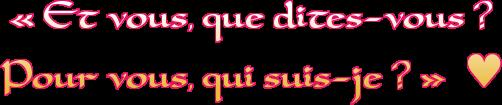"""Dimanche 23 juin 2013 12ème du Temps Ordinaire """"Pour vous qui suis-je?"""" 2729530"""