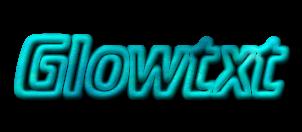 Glowtxt