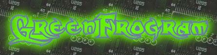 GreenFrogram