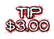 TIP $3.00