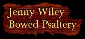Jenny Wiley Bowed Psaltery