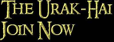 The Urak-Hai  Join Now