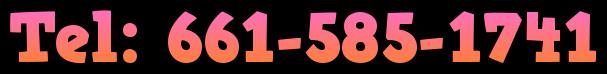 Tel: 661-585-1741