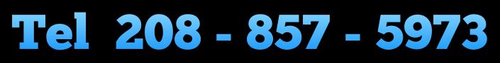 Tel  208 - 857 - 5973